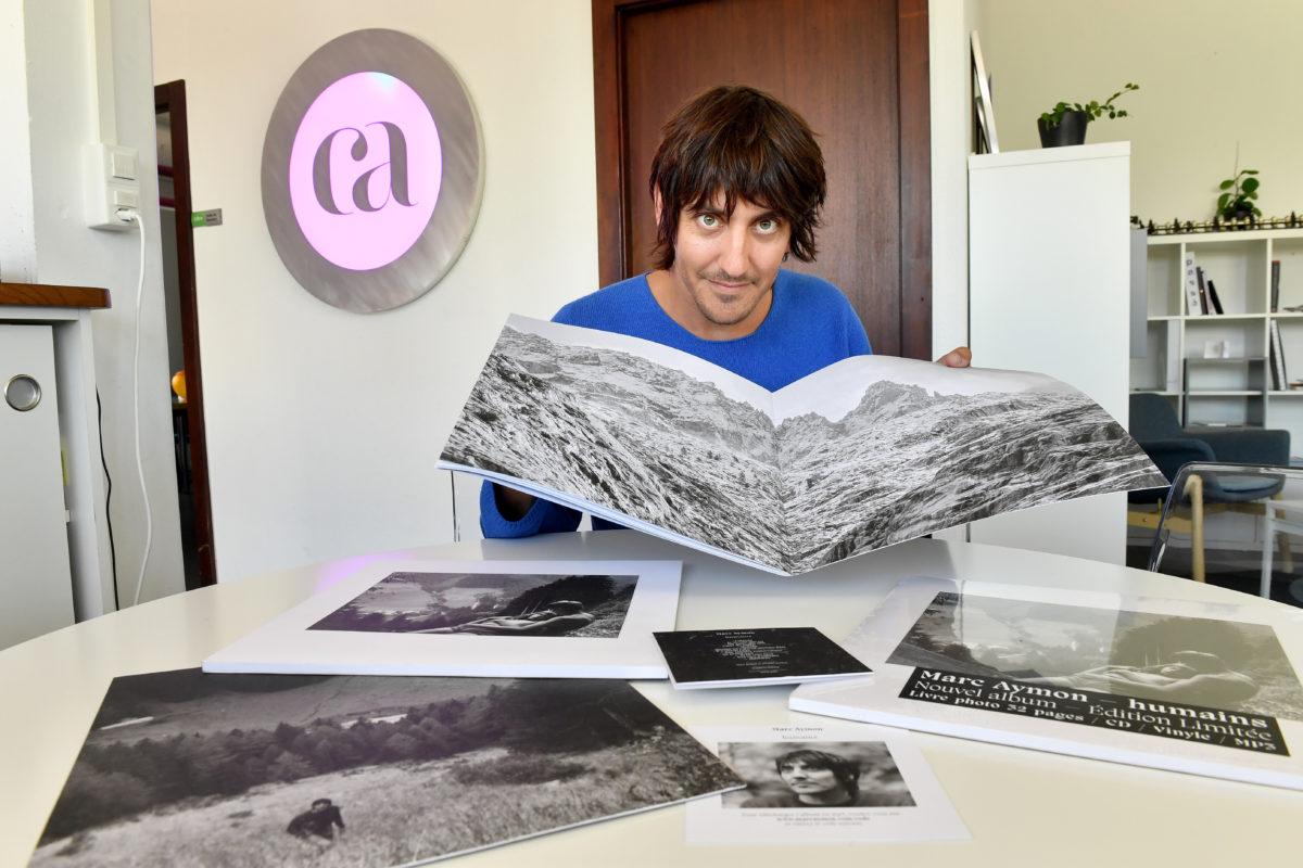 Marc Aymon vernira son «bijou» à L'Echandole cette semaine