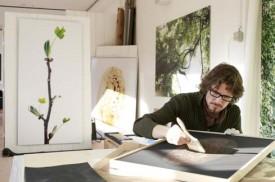 En décembre 2013, Cedric Bregnard inaugurait son nouvel atelier dans les anciennes usines Leclanché.