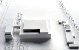 D'ici à 2020, trois bâtiments devraient voir le jour sur le site d'Y-Parc. Une surface de 40 000 m2 est déjà réservée en vue de son expansion. ©Michel Duperrex