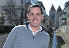 Pascal Gafner prendra la présidence du Conseil dès le 1er juillet. ©Alkabes-a