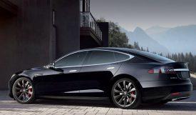 Le modèle S de Tesla reste la voiture électrique la plus vendue en Suisse. ©Tesla