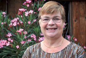 La Tévenole Ginette Duvoisin a siégé durant 14 ans au Grand Conseil. ©Carole Alkabes