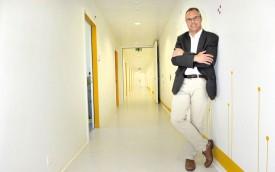 Le comité directeur des Etablissements hospitaliers du Nord vaudois a annoncé, hier soir, lors de l'assemblée générale de l'association, la nomination de Jean-Francois Cardis au poste de directeur général. © Michel Duperrex