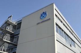 D'abord installé dans le premier immeuble du site, UPC Cablecom s'était ensuite installé dans le bâtiment occupé par la société Guinchard, à la rue de Galilée.