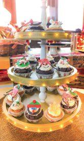 Comment ne pas craquer pour les si jolis gâteaux de Johanna Rosset, de Dulces Detalles cupcakes? ©Carole Alkabes