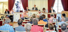 Le Conseil a demandé à la Municipalité d'entreprendre de nouvelles discussions avec la SIC et le syndicat Unia concernant l'heure du samedi. ©Carole Alkabes