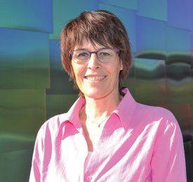 La doctoresse Françoise Menu est la cheffe du Secteur psychiatrique Nord et, par la même occasion, sa directrice médicale. ©Carole Alkabes