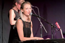 Alice Torrent a présenté son premier opus, «Phantom Limb». ©Gabriel Lado