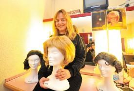 La metteur en scène Sandra Gaudin se réjouit de présenter ce projet qui lui tient à coeur. © Carole Alkabes