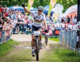 Julien Absalon lors de l'étape soleuroise de la BMC Racing Cup. © EGO-Promotion - Armin M. Küstenbrück