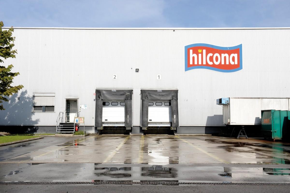 Le TF bloque l'extension d'Hilcona
