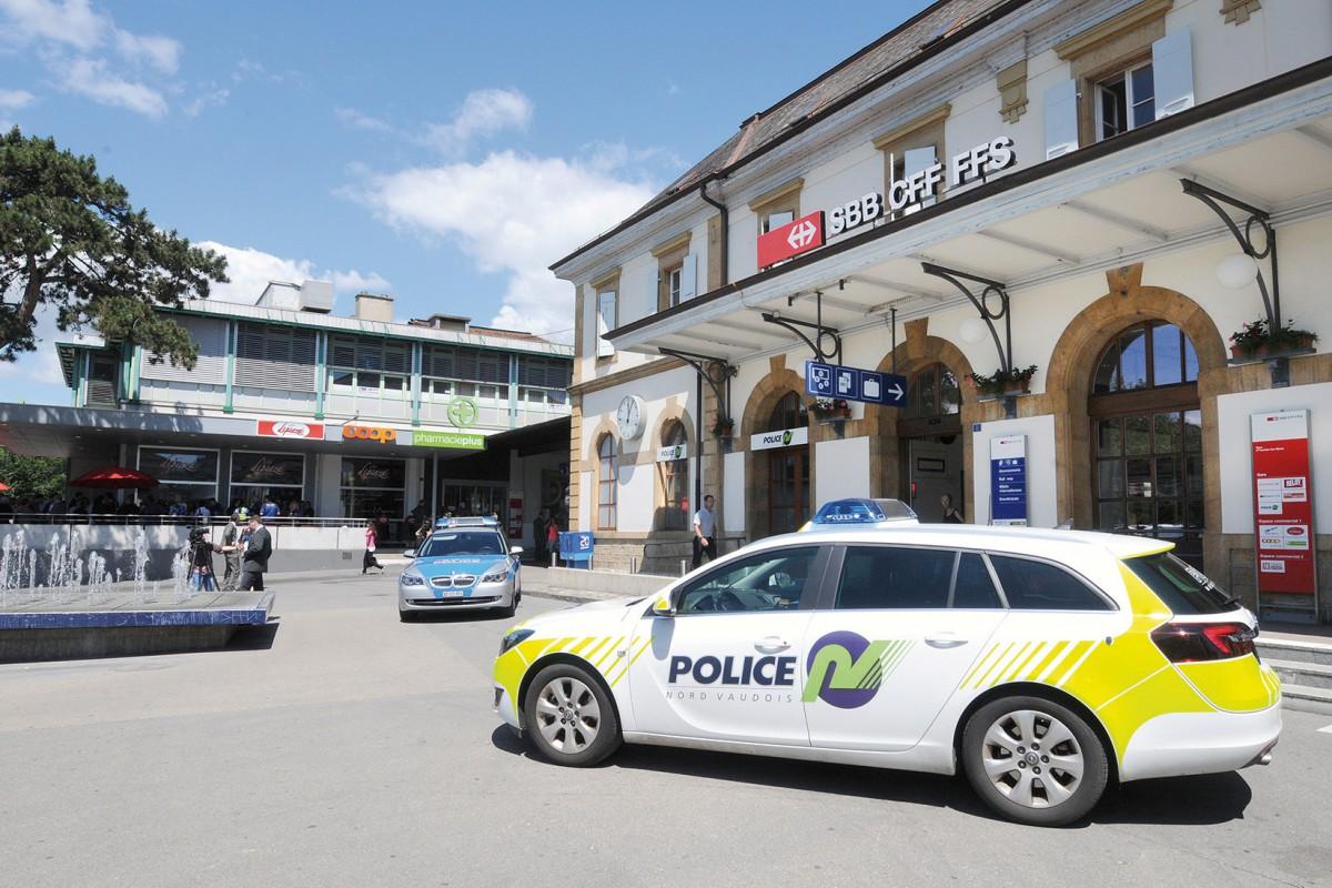 Un poste de police pour apaiser la gare