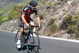 Danilo Wyss va bientôt rouler avec un maillot rouge à croix blanche... ©Wyss -a