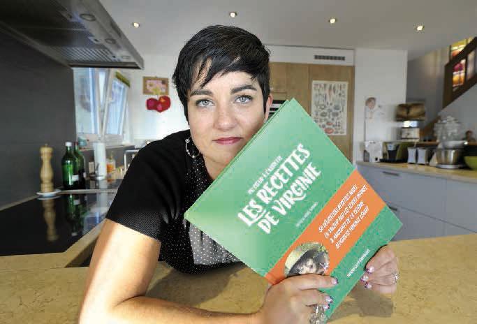 Un premier livre d guster sans mod ration la r gion for La cuisine de virginie