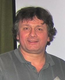 Le municipal Eric Gorgerat, l'âme du projet.