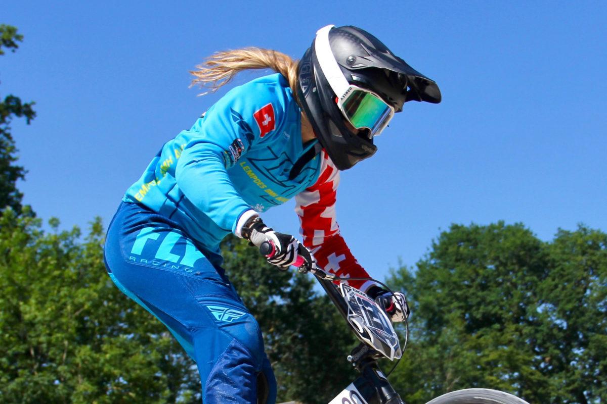 Quatre podiums aux Championnats de Suisse