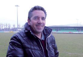 Frédéric Mauron aborde le deuxième tour du championnat avec le sourire. ©La Région