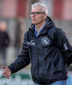 Philippe Perret a dirigé son dernier match à la tête d'YS samedi passé. ©Champi