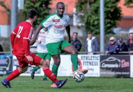 Yverdon Sport s'impose dans le derby contre La Sarraz. ©Champi