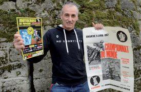 Né l'année où tout a commencé, Michel Ménétrey est aux manettes pour la 50e du MX de Payerne. ©Michel Duperrex