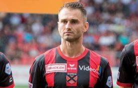 Mustafa Sejmenovic sera toujours neuchâtelois la saison prochaine. ©Jean-Luc Auboeuf-a