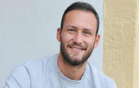 Mirko Salvi a profité de la pause estivale pour passer quelques jours avec ses proches dans le Nord vaudois, sa région natale, qu'il a quitté à 15 ans pour aller tenter sa chance au FC Bâle. ©Carole Alkabes