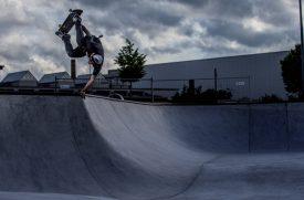 Le skateboard sera à l'honneur dimanche... ©Urban Project