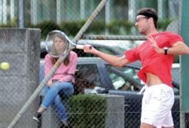 Ignasi Villacampa-Rosés a fait parler sa science du contre pour remporter la finale, lundi soir. ©Michel Duvoisin