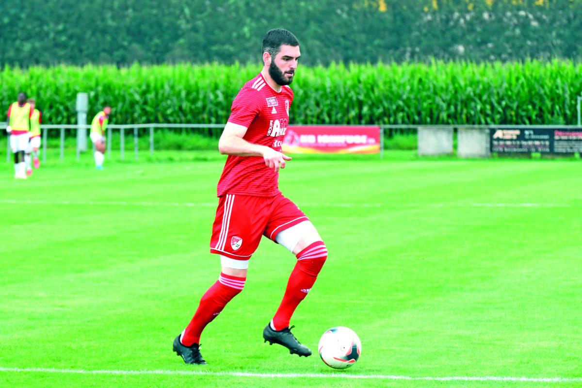 Andi Ukmata n'est plus un joueur du FC Bavois