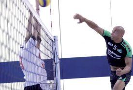 Le VBC Yverdon repart pour une saison en 1re ligue ! ©Champi-a