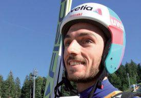 Killian Peier, 22 ans et déjà deux titres nationaux à son actif. ©FIS Ski Jumping
