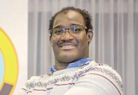 Matthieu Pahud est à la croisée des chemins. Judoka et cuisinier jusqu'il y a peu, l'Yverdonnois de 32 ans veut devenir professeur de judo et gestionnaire en commerce de détail. ©Duperrex-a