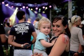 Petits et grands pourront assister à différents concerts; ils débuteront à 18h. ©Jacquet-a