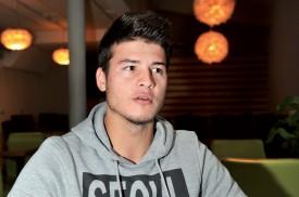 «La pause après le match contre Vevey fera du bien», estime Florian Gudit, malgré la forme actuelle des Yverdonnois. ©Michel Duperrex