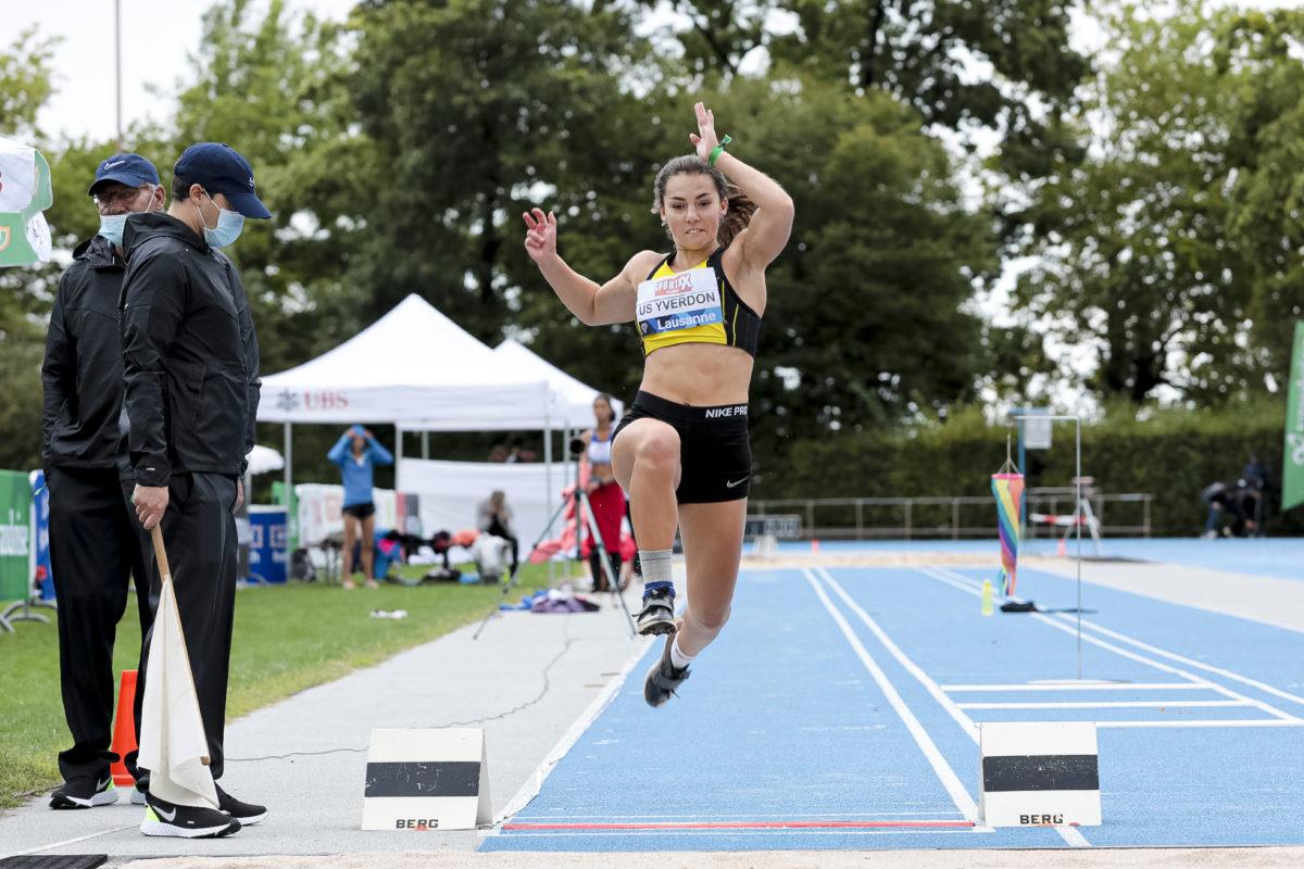 Les Yverdonnois face à des athlètes de classe mondiale