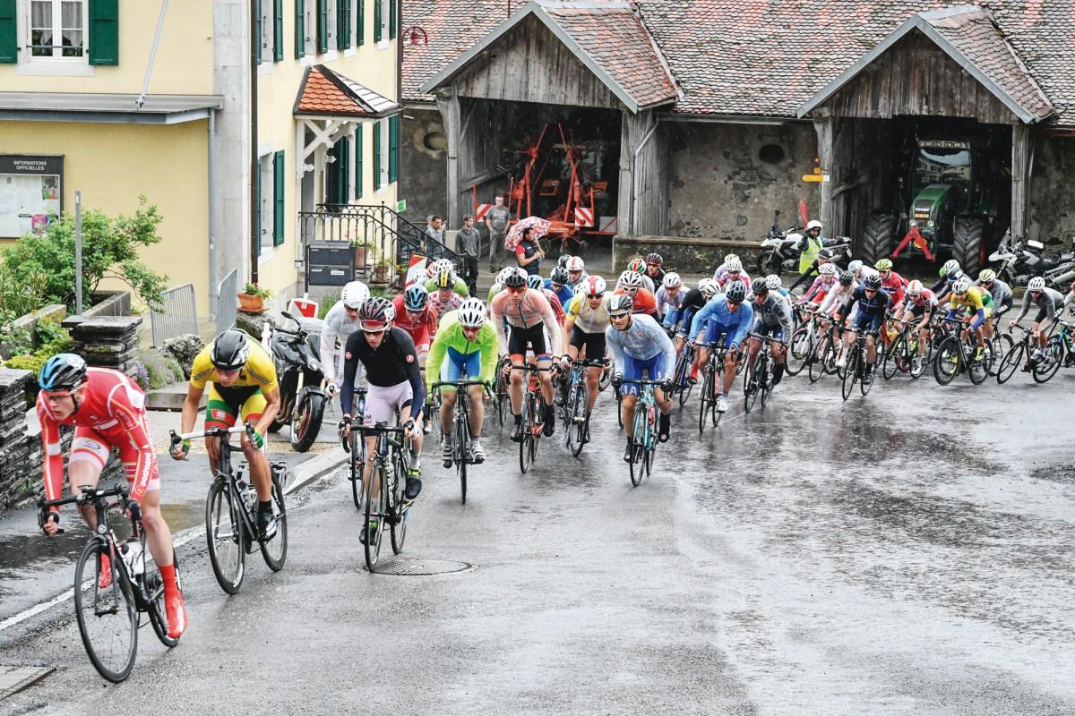 Marc Hirschi a remporté le Tour du Pays de Vaud à Orbe