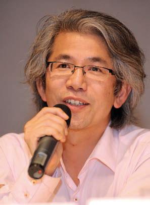 Minh Son Nguyen, avocat et professeur de droits des migrations à l'Université de Neuchâtel,... © Nadine Jacquet