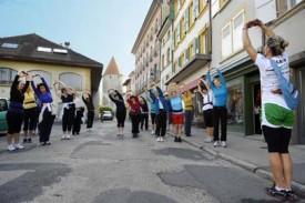 L'Urban training, de l'activité accessible à tous, au coeur de la ville.