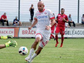 Luis Pimenta, 31 ans, a joué les deux dernières saisons pour Le Mont. ©Champi-a