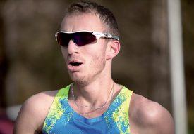 Ci-contre, le vainqueur du 10 km des hommes, le Français Justin Bournier. ©Champi