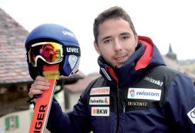 Julien Nicaty est prêt à enchaîner les courses dès le début de l'année. ©Michel Duperrex