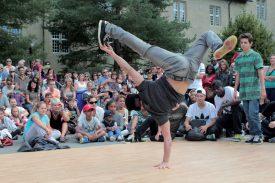 ... Tout comme le breakdance... ©Urban Project
