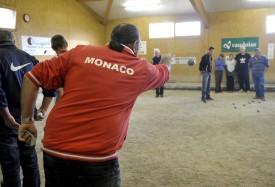 Les joueurs sont venus de loin pour la Semaine de Noël au boulodrome d'Yverdon. Même de Monaco!