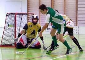 Nicolas Karlen a inscrit un but contre Avry.