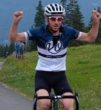Guillaume Payot s'impose au sommet de la Dent.