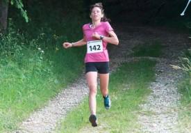 Sandra Annen-Lamard remporte une nouvelle victoire. Elle est largement en tête du classement général des Galops du Terroir.