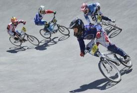 Le Français Mathis Louet emmène sa série en boys 11-12 ans.