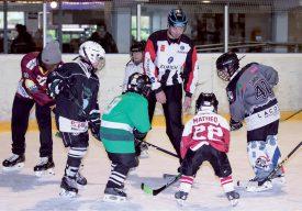 Les patinoires de la région ont été prises d'assaut! ©Champi