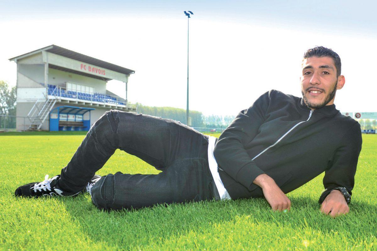 Le FC Bavois, tremplin de Yanis Lahiouel
