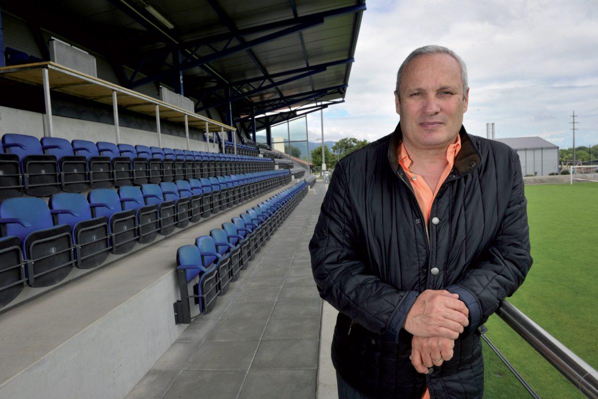 Serge Duperret rejoint Yverdon Sport